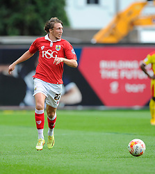 Bristol City's Luke Ayling  - Photo mandatory by-line: Joe Meredith/JMP - Mobile: 07966 386802 - 27/09/2014 - SPORT - Football - Bristol - Ashton Gate - Bristol City v MK Dons - Sky Bet League One
