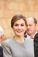 040516 Spanish Royals attend Investiture ceremony of Doctors Honoris Causa by the U. of Salamanca