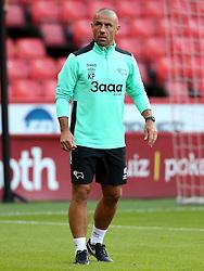 Derby County coach Kevin Phillips  - Mandatory by-line: Matt McNulty/JMP - 27/07/2016 - FOOTBALL - Bramall Lane - Sheffield, England - Sheffield United v Derby County - Pre-season friendly