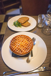 Tam Cowan restaurant review, The Printing Press, Carlton George Hotel, George Street, Edinburgh