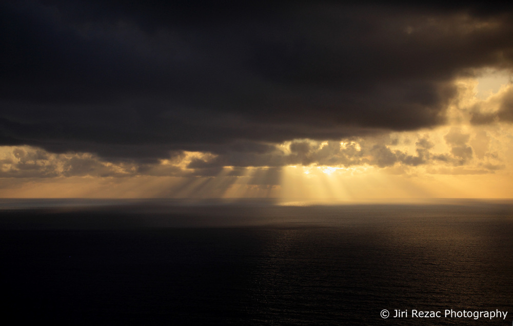 INDIAN OCEAN 25APR13 - Dramatic cloud formations in the Indian Ocean.<br /> <br /> <br /> <br /> jre/Photo by Jiri Rezac / Greenpeace