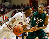 Indiana vs. Mississippi Valley State Basketball - 2010