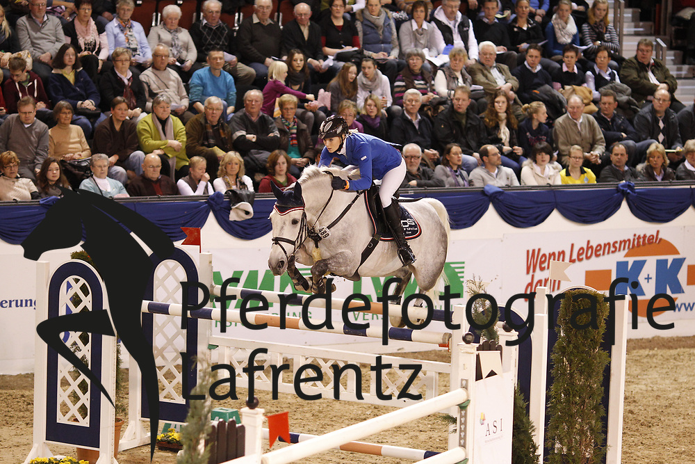 WARGERS Jana, Coolio 17<br /> Münster K+K Cup - 2012<br /> (c) www.sportfotos-Lafrentz. de/Stefan Lafrentz