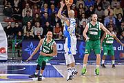 DESCRIZIONE : Beko Legabasket Serie A 2015- 2016 Dinamo Banco di Sardegna Sassari - Sidigas Scandone Avellino<br /> GIOCATORE : David Logan<br /> CATEGORIA : Tiro Tre Punti Three Point Controcampo<br /> SQUADRA : Dinamo Banco di Sardegna Sassari<br /> EVENTO : Beko Legabasket Serie A 2015-2016<br /> GARA : Dinamo Banco di Sardegna Sassari - Sidigas Scandone Avellino<br /> DATA : 28/02/2016<br /> SPORT : Pallacanestro <br /> AUTORE : Agenzia Ciamillo-Castoria/L.Canu