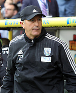 West Brom Manager Tony Pulis before the Barclays Premier League match at Carrow Road, Norwich<br /> Picture by Paul Chesterton/Focus Images Ltd +44 7904 640267<br /> 24/10/2015Norwich Manager Alex Neil before the Barclays Premier League match at Carrow Road, Norwich<br /> Picture by Paul Chesterton/Focus Images Ltd +44 7904 640267<br /> 24/10/2015