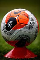 Football - 2019 / 2020 Premier League - Manchester City vs Norwich City<br /> <br /> Premier League Matchball at the Etihad Stadium.<br /> <br /> COLORSPORT/LYNNE CAMERON