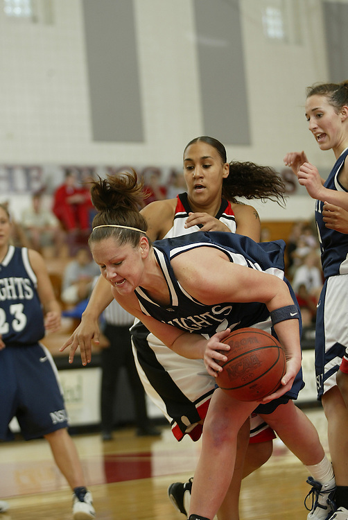 2005 NOVA SOUTHEASTERN UNIVERSITY Women's Basketball vs Florida Tech - SSC Tournament