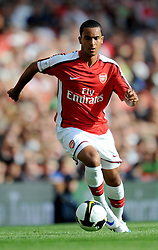 THEO WALCOTT.ARSENAL FC.EMIRATES CUP 2008, LONDON.EMIRATES STADIUM, LONDON, ENGLAND.02 August 2008.DIU82375..  .WARNING! This Photograph May Only Be Used For Newspaper And/Or Magazine Editorial Purposes..May Not Be Used For, Internet/Online Usage Nor For Publications Involving 1 player, 1 Club Or 1 Competition,.Without Written Authorisation From Football DataCo Ltd..For Any Queries, Please Contact Football DataCo Ltd on +44 (0) 207 864 9121