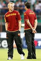 24-08-2008 Milano Italy sport calcio Inter-Roma Supercoppa Italiana 2008 nella foto : riise   ph. Davide Elias / Agenzia Insidefoto