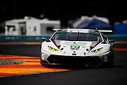 June 30- July 3, 2016: Sahleen 6hrs of Watkins Glen, #27 DeGeorge, Cedric Sbirrazzuoli, Luca Persiani, Dream Racing, Lamborghini Huracán GT3