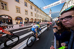 KERN Spela  of Slovenia during the Women's Elite Road Race a 156.2km race from Kufstein to Innsbruck 582m at the 91st UCI Road World Championships 2018 / RR / RWC / on September 29, 2018 in Innsbruck, Austria. Photo by Vid Ponikvar / Sportida