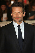 October 28, 2015 -Bradley Cooper attending 'Burnt' European Premiere at Vue West End, Leicester Square in London, UK.<br /> <br /> ©Exclusivepix Media