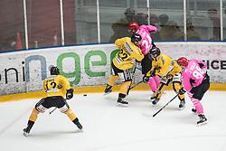 KOROSEC Gasper during Alps Hockey League match between HC Pustertal and HDD SIJ Jesenice, on October 3, 2019 in Ice Arena Podmezakla, Jesenice, Slovenia. Photo by Peter Podobnik / Sportida