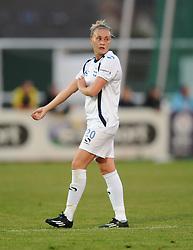 Alex Windell of Birmingham City Ladies  - Mandatory byline: Dougie Allward/JMP - 07966386802 - 29/08/2015 - FOOTBALL - Stoke Gifford Stadium -Bristol,England - Bristol Academy Women FC v Birmingham City Ladies - FA WSL Continental Tyres Cup
