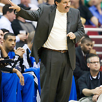 BASKETBALL - NBA - ORLANDO (USA) - 06/11/2008 -  .ORLANDO MAGIC V PHILADELPHIA SIXERS (98-88) - STAN VAN GUNDY / ORLANDO MAGIC