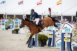 OPLATEK Andrzej (POL),Copperfield<br /> Hagen - Horses and Dreams meets the Royal Kingdom of Jordan 2018<br /> Grosser Preis der DKB Qualifikation DKB-Riders Tour<br /> 30 April 2018<br /> www.sportfotos-lafrentz.de/Stefan Lafrentz