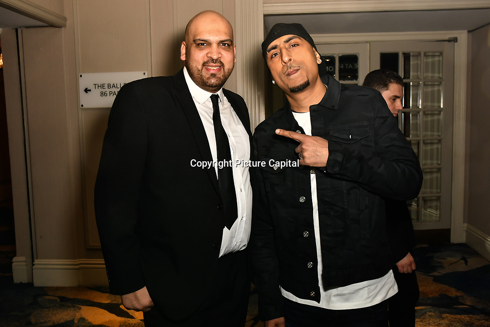 Dr Zeus is a British musical composer attend the BritAsiaTV Presents Kuflink Punjabi Film Awards 2019 at Grosvenor House, Park Lane, London,United Kingdom. 30 March 2019