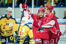 01.10.2017 Esbjerg Energy - Rødovre Mighty Bulls 1:3