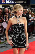 18.JUNE.2012. LONDON<br /> <br /> DONNA AIR ATTENDS THE UK FILM PREMIERE OF THE AMAZING SPIDERMAN AT THE ODEON CINEMA, LEICESTER SQUARE.<br /> <br /> BYLINE: EDBIMAGEARCHIVE.CO.UK<br /> <br /> *THIS IMAGE IS STRICTLY FOR UK NEWSPAPERS AND MAGAZINES ONLY*<br /> *FOR WORLD WIDE SALES AND WEB USE PLEASE CONTACT EDBIMAGEARCHIVE - 0208 954 5968*