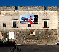 STARAY MASHAY - A MEETING OF MINDS ON AFGHANISTAN.  .The full exhibition stars thirty enormous 6x3 meters photographs which are hung in 30 public squares in Salento-Lecce, Italy throughout the summer during the Salento Negroamaro Cultural Festival...This exhibition takes its name from the Afghan greeting STARAMASCE (Staray Mashay). The photographs show life across Afghanistan, capturing the glances, gestures and emotions with which we can all empathise but from a world and a people seemingly not of our own. The exhibition starts a wider process for ?Kash? of helping Europeans bridge the cultural divide and to enter an ?Understanding? process with a people who lead extraordinary lives as they determinedly struggle ?to rebuild a united country for themselves and their generations which leads to peace and prosperity in South-Asia and around.?..The exhibition is the beginning  of Kash?s ongoing project, ?Temporary Work for Afghans?; a project focused on the implementation of UNDERSTANDING between Cultures, which explores the structure for an open-ended Dialogue towards collaboration & peace in Afghanistan.