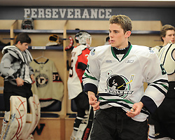 Tyler Seguin of the Plymouth Whalers in the Home Hardware Top Prospects Skills Competition in Windsor ON on Tuesday. Photo by Terry Wilson / OHL Images.