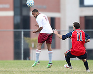 October 26, 2013: The Rogers State University Hillcats play against the Oklahoma Christian University Eagles on the campus of Oklahoma Christian University.