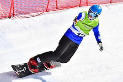 PRIOLO Paolo, SB-UL, ITA, Snowboard Cross at the WPSB_2019 Para Snowboard World Cup, La Molina, Spain