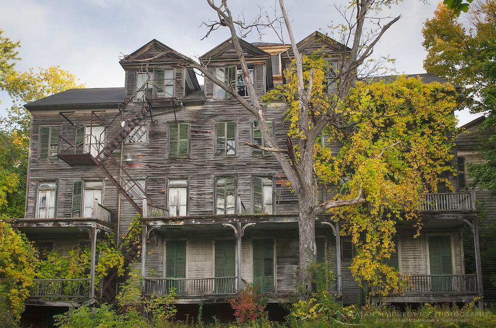 Historic Walloomsac Inn, Bennington, Vermont