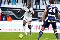 Rod FANNI - 31.01.2015 - Marseille / Evian Thonon - 23eme journee de Ligue 1 -<br />Photo : Gaston Petrelli / Icon Sport