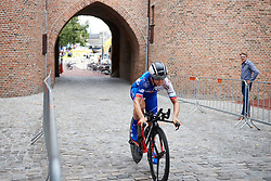 Roxane Fournier (FRA) at Boels Ladies Tour 2018 - Prologue, a 3.3 km time trial in Arnhem, Netherlands on August 28, 2018. Photo by Sean Robinson/velofocus.com