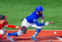 NORMAL, IL - May 01:  Dane Tofteland during a college baseball game between the ISU Redbirds and the Indiana State Sycamores on May 01 2019 at Duffy Bass Field in Normal, IL. (Photo by Alan Look)