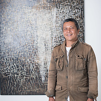 GATOT PUJIARTO SOLO EXHIBITION in Asia <br /> Pearl Lam Galleries at SOHO 189 on Jan 13, 2016, in Hong Kong, China. Photo by Moses Ng / studioEAST