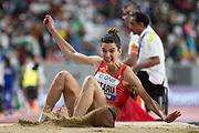 Alina Rotaru (Romania), Long Jump Women - Final, during the 2019 IAAF World Athletics Championships at Khalifa International Stadium, Doha, Qatar on 6 October 2019.