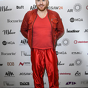 Philip Baldwin is a human rights activists attend The Music Producers Guild Awards at Grosvenor House, Park Lane, on 27th February 2020, London, UK.