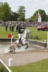 Townend Oliver (GBR) - Flint Curtis<br /> Winner of The Mitsubisi Motors Badminton Horse Trials<br /> CCI**** Badminton 2009<br /> © Dirk Caremans
