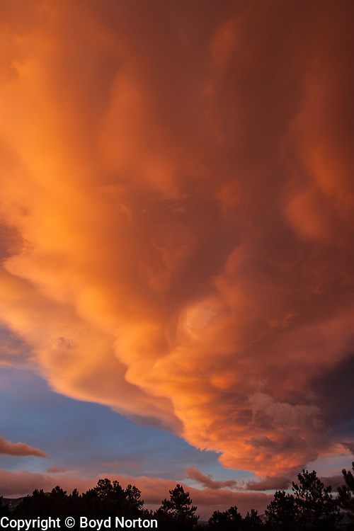 Thundercloud, Front Range, CO