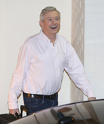 X Factor judge Louis Walsh leaving the X Factor studios in Wembley, UK. 15/11/2014<br />BYLINE MUST READ : GOTCHAIMAGES.COM<br /><br />Copyright by © Gotcha Images Ltd. All rights reserved.<br />Usage of this image is conditional upon the acceptance <br />of Gotcha Images Ltd, terms and conditions available at<br />www.gotchaimages.com