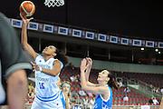DESCRIZIONE : Riga Latvia Lettonia Eurobasket Women 2009 final 5th-6th Place Italia Grecia Italy Greece<br /> GIOCATORE : Marte Alexander<br /> SQUADRA : Italia Italy<br /> EVENTO : Eurobasket Women 2009 Campionati Europei Donne 2009 <br /> GARA : Italia Grecia Italy Greece<br /> DATA : 20/06/2009 <br /> CATEGORIA : tiro<br /> SPORT : Pallacanestro <br /> AUTORE : Agenzia Ciamillo-Castoria/M.Marchi<br /> Galleria : Eurobasket Women 2009 <br /> Fotonotizia : Riga Latvia Lettonia Eurobasket Women 2009 final 5th-6th Place Italia Grecia Italy Greece<br /> Predefinita :