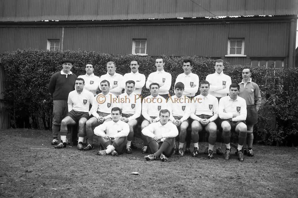 Irish Rugby Football Union, Ireland v France, Five Nations, Landsdowne Road, Dublin, Ireland, Saturday 26th January, 1963,.26.1.1963, 1.26.1963,..Referee- F G Price, Welsh Rugby Union, ..Score- Ireland 5 - 24 France, ..French Team, ..J P Razat, Wearing number 15 French jersey, Full Back, S.U Agenais Rugby Football Club, France, ..C Darrouy, Wearing number 11 French jersey, Right Wing, Stade Montois Rugby Football Club, France,..A Boniface, Wearing number 12 French jersey, Left Centre, Stade Montois Rugby Football Club, France,..G Boniface, Wearing number 13 French jersey, Right Centre, Stade Montois Rugby Football Club, France,..P Besson, Wearing number 14 French jersey, Right Wing, C A Briviste  Rugby Football Club, France, ..P Albaladejo, Wearing number 10 French jersey, Stand Off, U S Dacquoise Rugby Football Club, France,..P Lacroix, Wearing number 9 French jersey, Captain of the Frensh team, Scrum Half, S.U Agenais Rugby Football Club, France, ..F Mas, Wearing number 1 French jersey, Forward, A S Beziers Rugby Football Club, France, ..J Rollet, Wearing number 2 French jersey, Forward, Aviron Bayonnais Rugby Football Club, France,  ..F Zago, Wearing number 3 French jersey, Forward, U S Montalbanaise Rugby Football Club, France,. .B Mommejat, Wearing number 4 French jersey, Forward, S C Albigeois Rugby Football Team, France, ..J P Saux, Wearing number 5 French jersey, Forward, S Paloise Rugby Football Club, France,..M Lira, Wearing number 6 French jersey, Forward, La Voulte Sportif Rugby Football Club, France,..J Fabre, Wearing number 8 French jersey, Forward, Stade Toulousain Rugby Football Club, France,..M Crauste, Wearing number 7 French jersey, Forward, F.C Lourdais Rugby Football Club, France, .