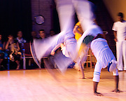 AfroBrazilian Capoeira performs at African Nights