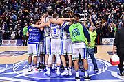 Team Banco di Sardegna Dinamo Sassari<br /> Banco di Sardegna Dinamo Sassari - Openjobmets Varese<br /> Legabasket LBA Serie A 2019-2020<br /> Sassari, 12/01/2020<br /> Foto L.Canu / Ciamillo-Castoria