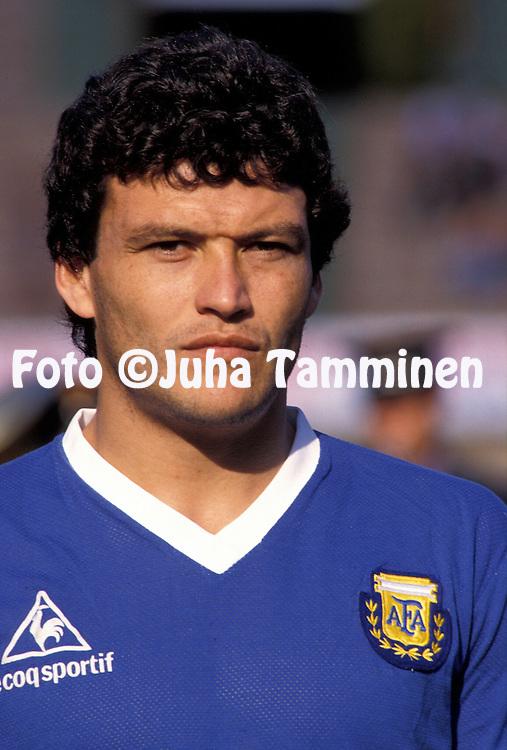 08.07.1989.N?stor Clausen - Argentina.©JUHA TAMMINEN