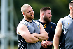 Tom West of Wasps - Mandatory by-line: Robbie Stephenson/JMP - 07/08/2019 - RUGBY - Broadstreet RFC - Coventry, England - Wasps Preseason Training