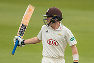 12 May 2018 - Surrey v Yorkshire - Specsavers County Championship, day two.