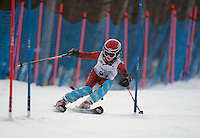 BWL at Gunstock J5 slalom  March 3, 2012.