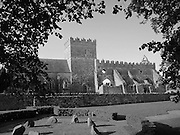 St Maryís Church, Gowran. co.Kilkenny ñ founded 1280,
