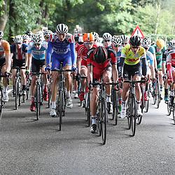 30-09-2016: Wielrennen: Olympia Tour: Zutphen  <br />ZUTPHEN (NED) wielrennen  <br />Pavel Sivakov verdedige de gele trui ook in de vierde etappe van de 64e Olympia's Ronde