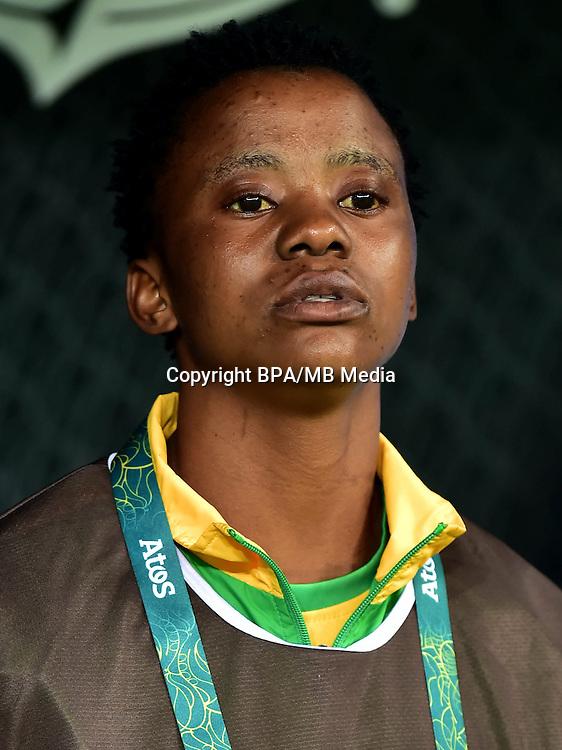 Fifa Woman's Tournament - Olympic Games Rio 2016 -  <br /> Zimbabwe National Team - <br /> JEKE Erina Rumbidzai