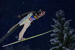 06.01.2012, Paul Ausserleitner Schanze, Bischofshofen, AUT, 60. Vierschanzentournee, FIS Ski Sprung Weltcup, 1. Wertungssprung, im Bild Kenneth Gangnes (NOR) // Kenneth Gangnes of Norway during 1st Round of 60th Four-Hills-Tournament FIS World Cup Ski Jumping at Paul Ausserleitner Schanze, Bischofshofen, Austria on 2012/01/06. EXPA Pictures © 2012, PhotoCredit: EXPA/ Johann Groder