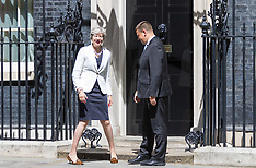2017-07-18 Theresa May welcomes Estonian Prime Minister Juri Ratas to No. 10